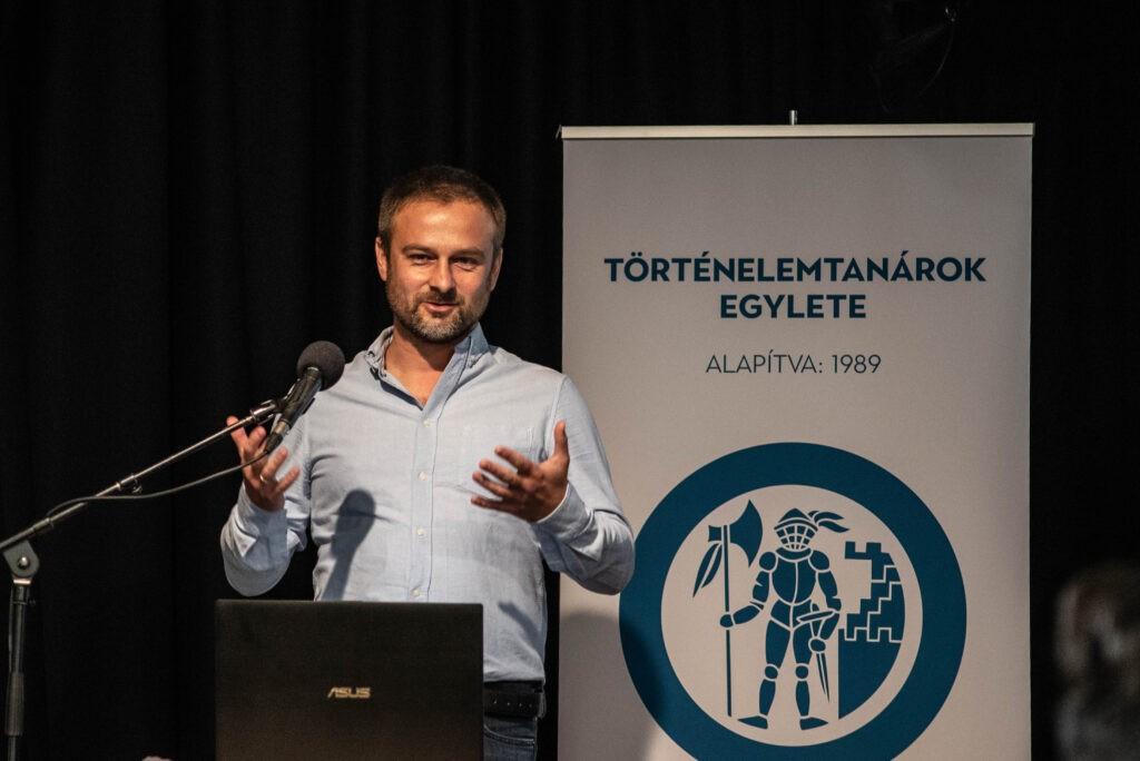 Történelemtanárok konferenciája