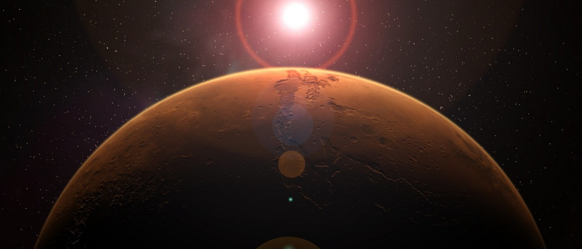 Mars kész