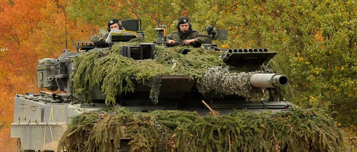 German Army kész