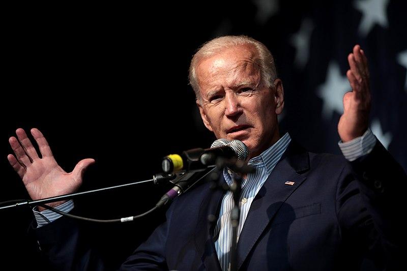1. kép - Biden féléves teljesítmény