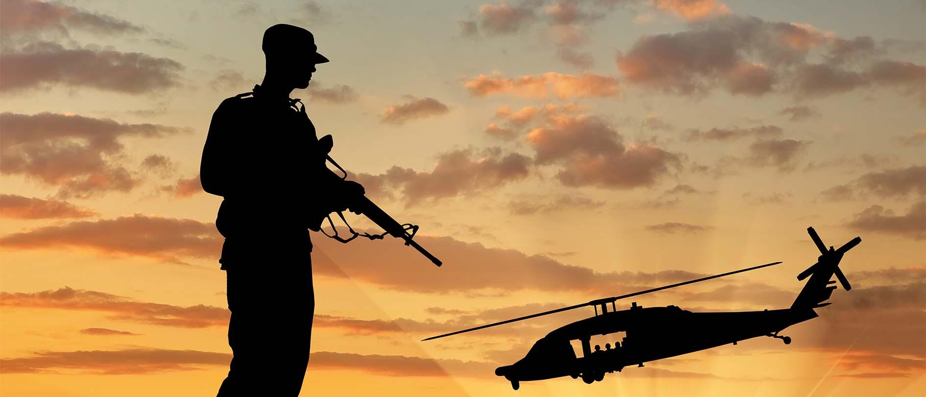 Katona_sziluett_Afganisztán