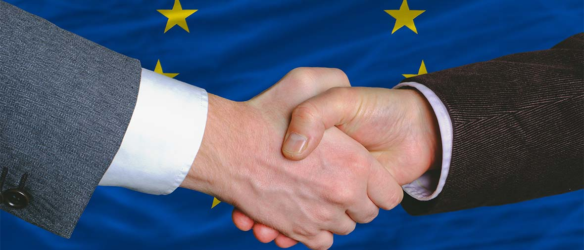 Európai Unió_kézfogás